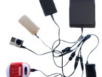 Încărcător 5 x USB PortaPow