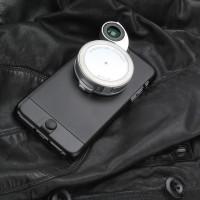 Ztylus carcasă și lentile iPhone 6 Plus