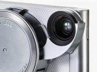 Ztylus carcasă și lentile iPhone 5/5s