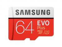 Samsung Evo Plus microSDXC 64GB CL10 UHS1
