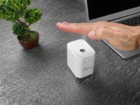Aparat de igienizare a mainilor fara contact, cu senzor de miscare